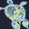 Navy Blue T-Shirt by YogaDham