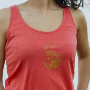 Mayur Red RacerBack for Women