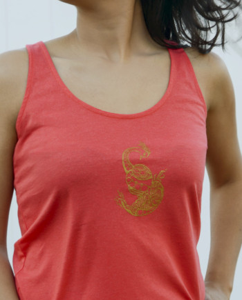Mayur Red RacerBack for Women