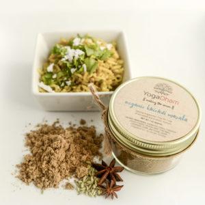 Organic Khichdi Masala, a spice blend by YogaDham