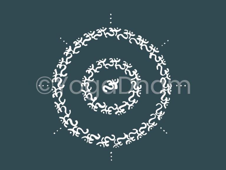 CIRCLE OF OM